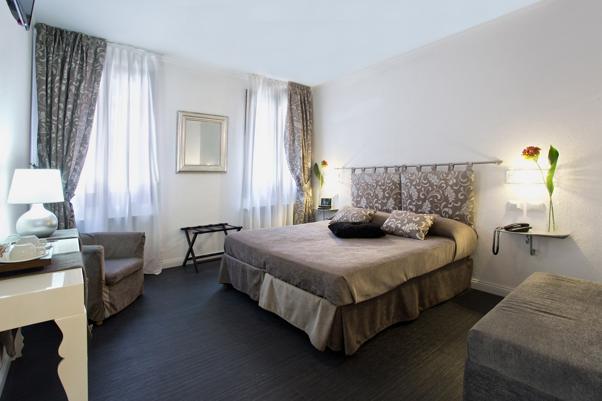 Superior Rooms Albergo Marin